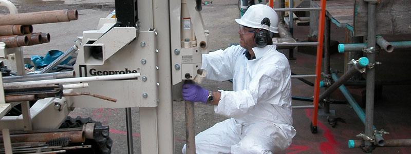 Phase II (Intrusive) Contaminated Land Investigation