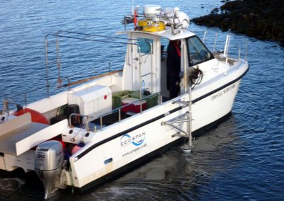 Ecospan Environmental RV Coastal Surveyor