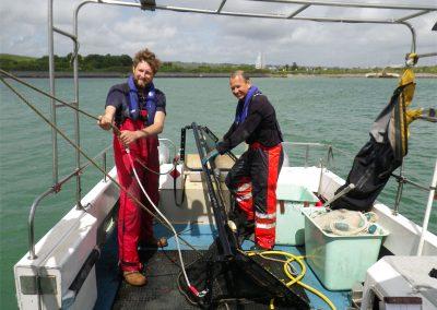 Fishing surveys UK