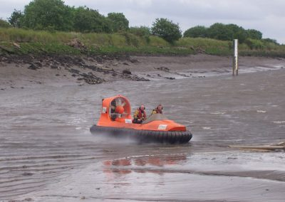 Ecospan Environmental Hovercraft