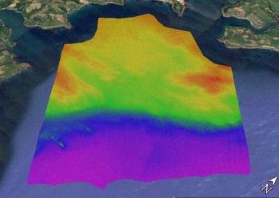 Multibeam Bathymetric Survey Falmouth