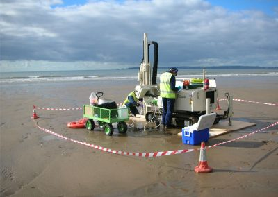 Coastal Contaminated Land Investigation