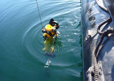 Water profiling