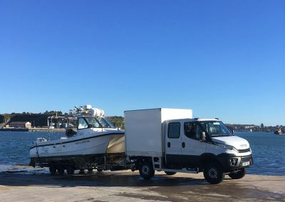 Boat-and-iveco